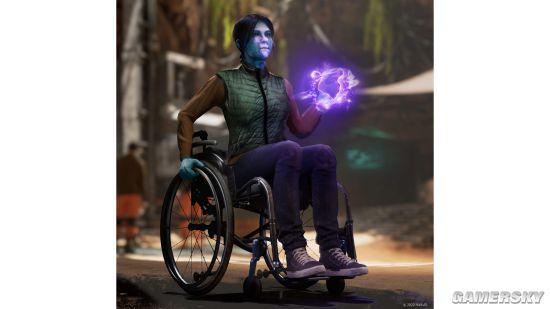 《漫威復仇者聯盟》公布坐輪椅的NPC 致力于幫助殘障玩家
